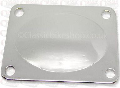 BSA B31 B33 Tappet Cover Plate