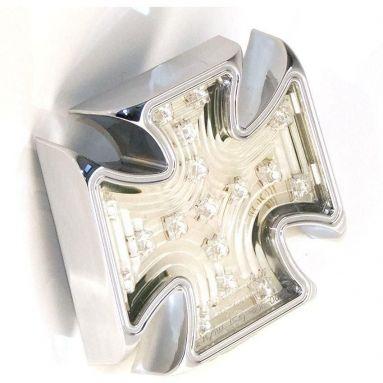 LED Maltese Cross Stop Tail Light