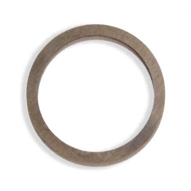 Triumph Pre-Unit Fork Oil Seal Retaining Washer/ Stainless Steel Lower Washer