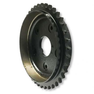 AJS/Matchless Heavyweight Models Brake Drum and Sprocket 42T 02-5225