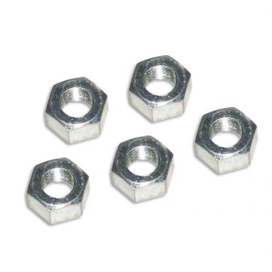"Hexagonal Nuts 7/16"" CEI 20 TPI"