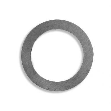 BSA A7/ A10/ B33/ B31 Fork Stanchion Top Nut Washer/ Polished Stainless Steel