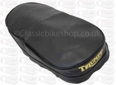 Triumph T120 Duplex Frame Seat Cover
