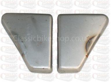 Triumph BSA Steel Side Covers