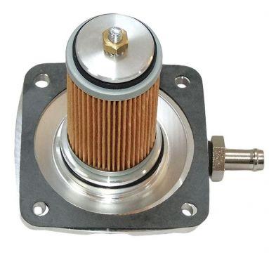 Triumph T120/ T140 O.I.F Sump Plate/ Oil Filter