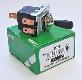 Lucas 2 Position 57SA Toggle switch 31780