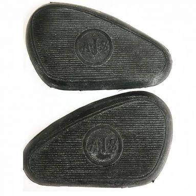 AJS 16, 18, 20, 30, 31 Petrol tank knee grips