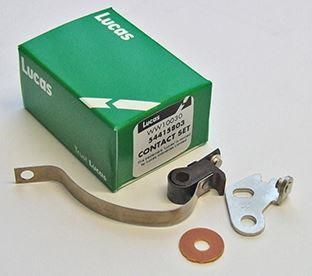 Lucas Contact Set All Side Point Models 1963-67/ 4.C.A