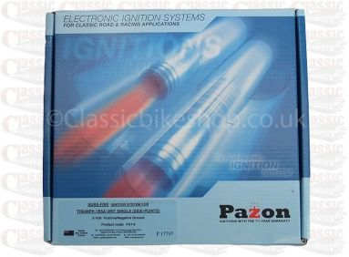 Pazon ignition kit