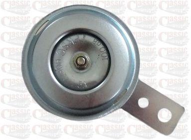 6 Volt Horn 70mm Diameter