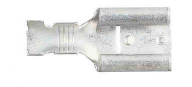 9.5mm Female Spade Connector Solder On/Crimp On Type/ Zenor