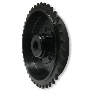 BSA B31, B32, B33, B34 Rear Brake Drum and Sprocket 42T 42-6024