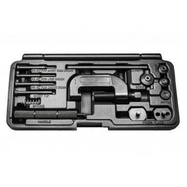 Chain Braker and riveting tool kit