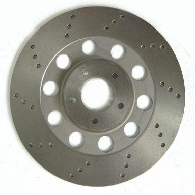 Norton Commando Brake Disk Lightened Drilled Right Hand Disc