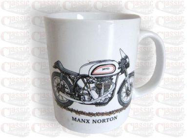 Manx Norton Mug