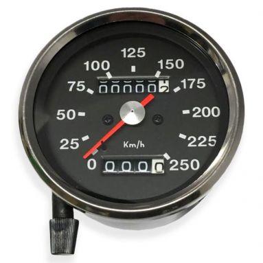 Speedometer Grey Face OEM: 60-2394K