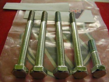 Rocker bolt set BSA A7 A10 BSF 22TPI