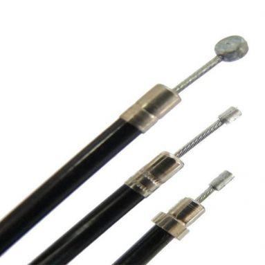 BSA B31/B32/B33/B34 (1956-57) ball nipple, and A7 (1956-57) Brake Cable