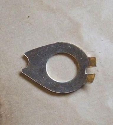 Mag/ Dyno Clutch Gear wheel Tab Washer