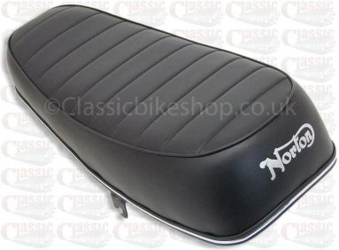 Norton Roadster 'S' Type 750cc Ribbed Top Seat
