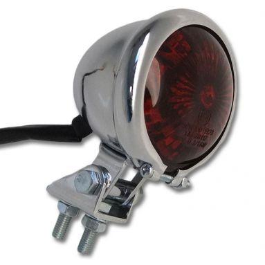 Chrome LED Adjustable tail light