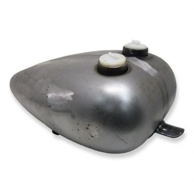 Tank 3.3 Gallon Plain Metal With Double Cap
