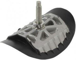 Rubber and allot security bolt WM1 1.60 Rim
