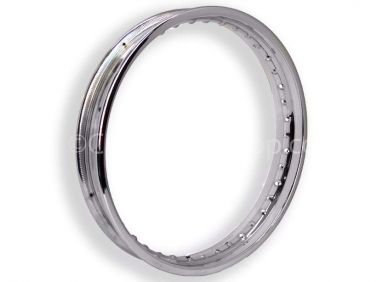 "Jones Wheel Rim Chrome TRI Spool 18"" Rear"