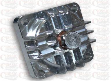 BSA A50 A65 A7 A10 B25 B44 Sump Plate angle