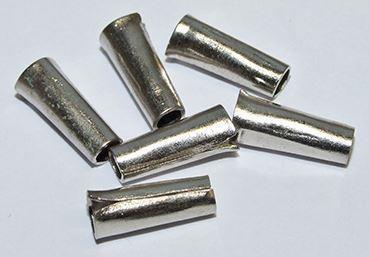 Dynamo/ Voltage Box Split Bullet Connectors/ 6 In Pack
