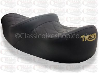 Triumph Hinkley Bonneville King and Queen Seat