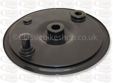 Brake anchor plate conical rear T150, x75