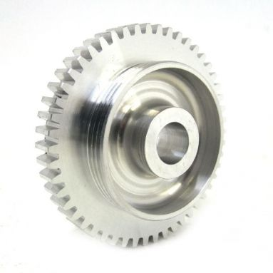 Lucas Magneto Drive Gear/ Fitted To Triumph Pre-Unit Twins OEM: 70-3411