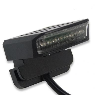 LED Custom Stop Tail Light/ Fixes To Number Plate