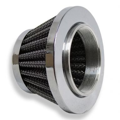 Spin-On Shorty Air filter/ Amal 900 Carburettor