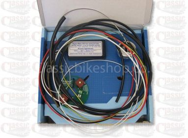 Pazon Ignition Kit Twin Cylinder 12V
