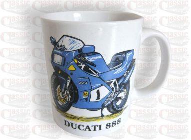 Ducati 888 Mug