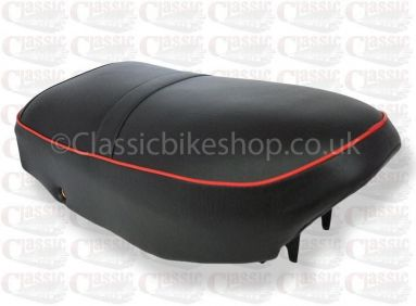 Matchless Singles and twins 1956-60 Seat Red piping