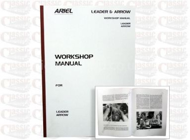 Ariel Leader Workshop Manual