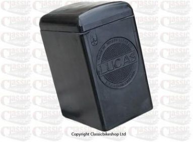 Lucas Style Battery Case