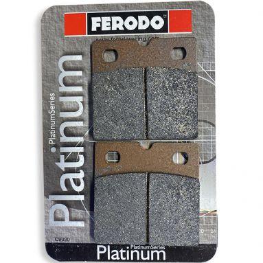 Ferodo Disc Brake Pads FDB148P Platinum/ Various Models Including Classic Ducati's/ Moto Guzzi's/ Triumph Bonneville 750cc Twins