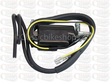 Universal twin lead ignition HT coil 6 Volt