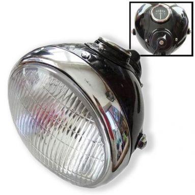 "7"" Inch Headlamp Lucas SSU700 Style"