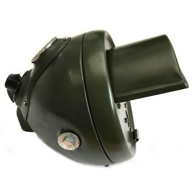 "BSA WD M20 1942 Blackout Headlight 6.5"" Military Green"