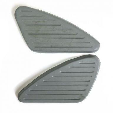 Grey knee grips BSA C15 B40 A10 A65