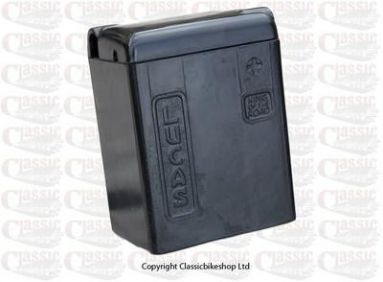 Lucas 'King Of The Road' Style Battery Case