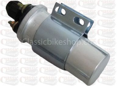 12V Screw Top Ignition Coil With Bracket