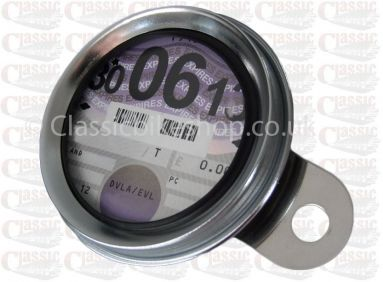 Stainless Steel Tax Disk Holder