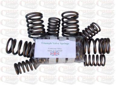 Triumph valave springs