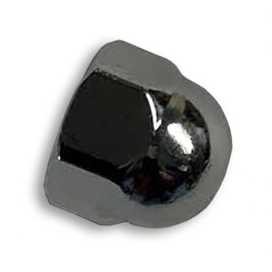 """Dome Nut for Wire Headlamp Brackets 1/4"""" UNF 21-1809"""